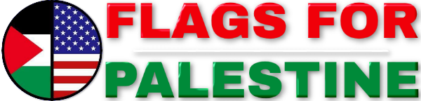 Flags For Palestine Logo